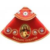 CAPOTE SAGRADO CORAZÓN DE JESÚS