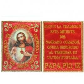 DETENTE  SAGRADO CORAZÓN DE JESÚS
